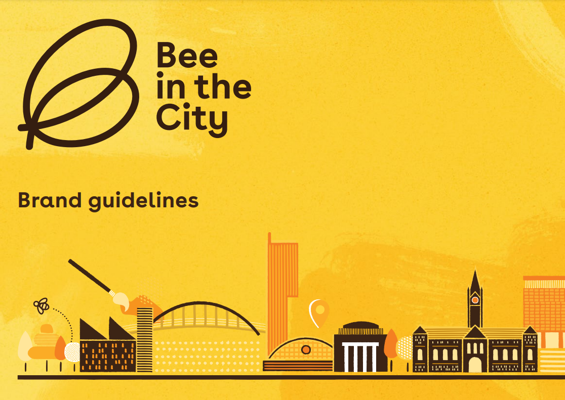 Bee in the City's Brand Guide
