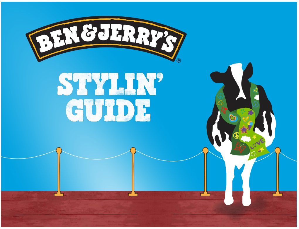 Ben & Jerry's's Brand Guide