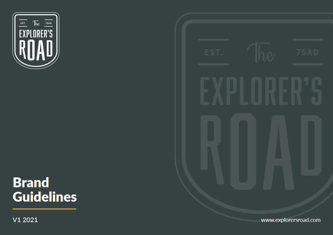 The Explorer's Road's Brand Guide