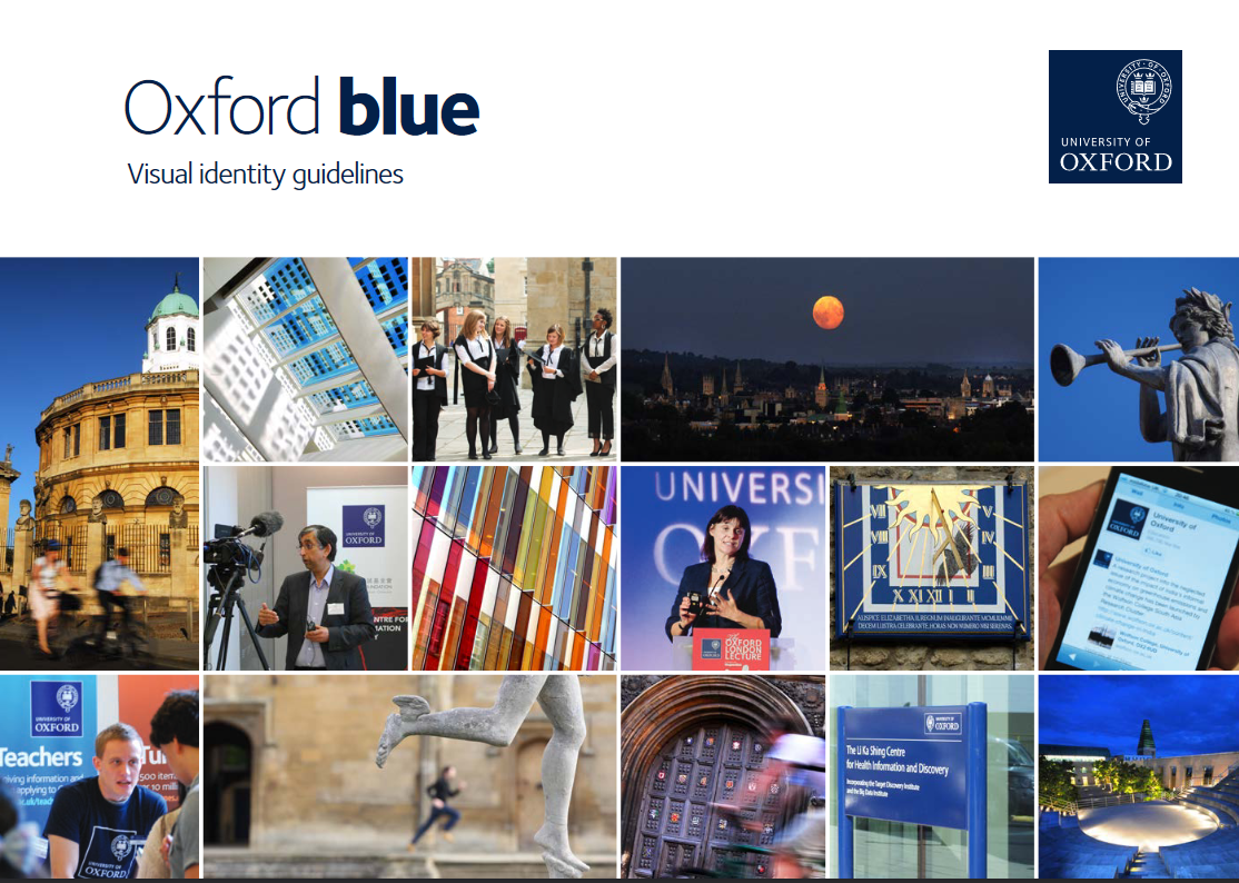 University of Oxford's Brand Guide