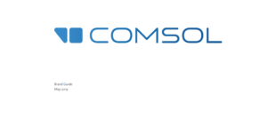 COMSOL's Brand Guide