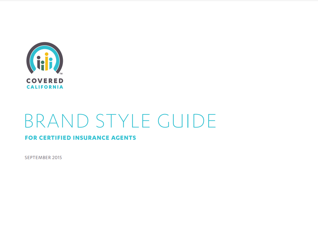 Covered California's Brand Guide