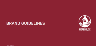 Morehouse College's Brand Guide