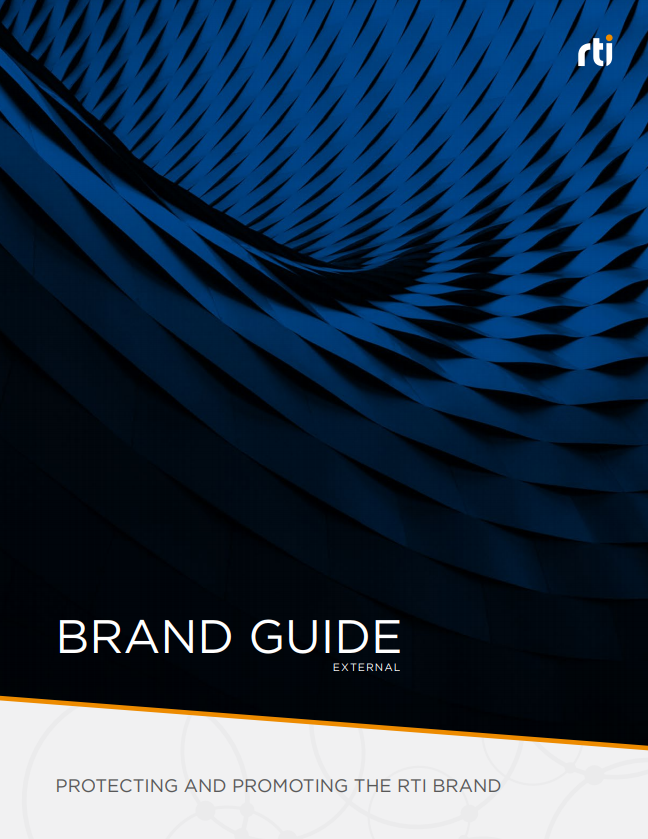 Real-Time Innovations's Brand Guide