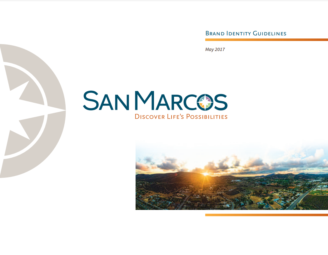 City of San Marcos's Brand Guide