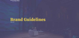 Society of Women Engineers's Brand Guide