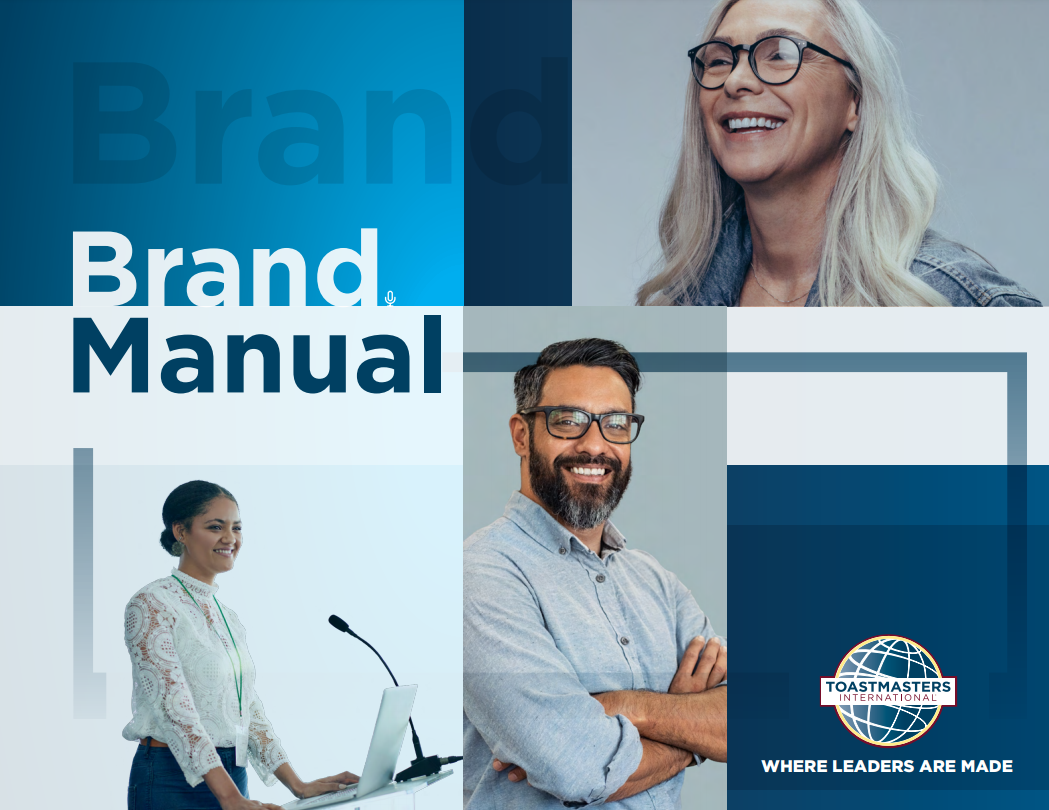 Toastmasters's Brand Guide