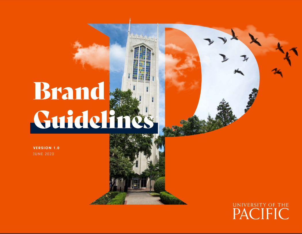 University of the Pacific's Brand Guide