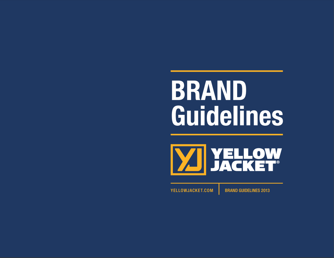 YELLOW JACKET's Brand Guide